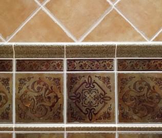 瓷砖,腰线,通体砖