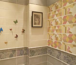 玛拉兹,花片砖,内墙砖
