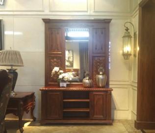 伯爵庄园,门厅鞋柜,柜子