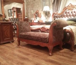 伯爵庄园,床前凳,凳子
