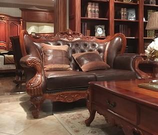 伯爵庄园,双人沙发,客厅家具