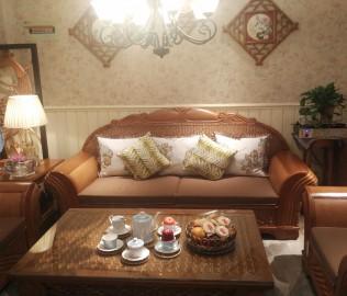 藤匠世家,三人沙发,沙发
