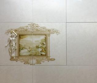 冠珠瓷砖,花片砖,釉面砖