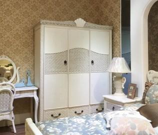 依藤贝尔,三门衣柜,卧室家具