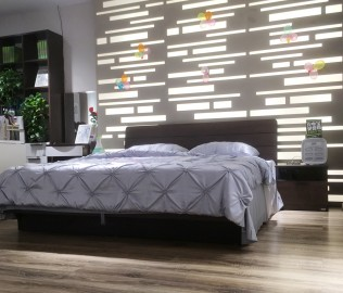 欧嘉璐尼,双人床,床