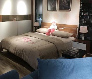 欧嘉璐尼,高箱床,卧室家具