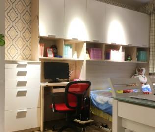 欧嘉璐尼,书架,板式家具