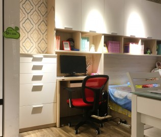 欧嘉璐尼,电脑桌,板式家具