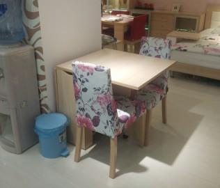 绿芝岛,折叠餐桌,餐桌