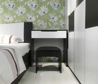 绿芝岛,梳妆凳,板式家具
