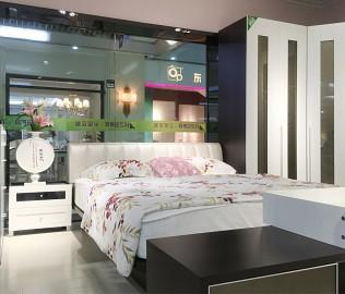 绿芝岛,床头柜,卧室家具