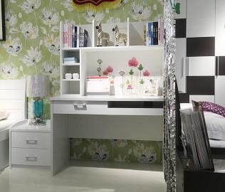 绿芝岛,电脑桌,板式家具