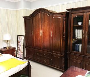 光明家具,实木衣柜,衣柜