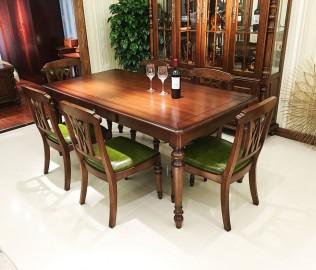 光明家具,实木餐椅,餐椅