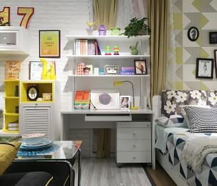 意风家具,电脑桌,板式家具