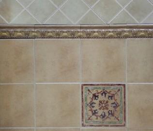 瓷砖,腰线,蜜蜂家园