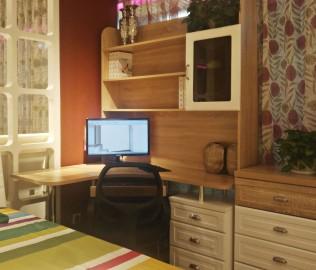 东方百盛,电脑台,电脑桌