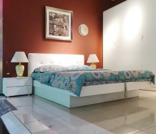 东方百盛,双人床,卧室家具