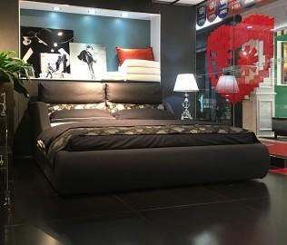 非同家具,双人床,卧室家具