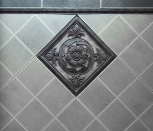 瓷砖,花片,花砖