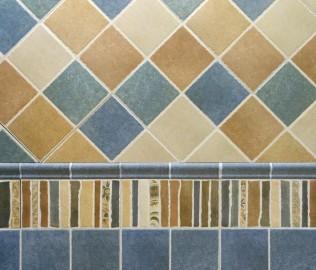 加西亚,瓷砖,腰线砖