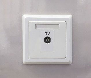 ABB,PC插座,电视插座