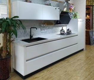 惠立橱柜,烤漆地柜,定制橱柜