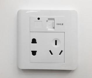 汤姆森,龙胜开关,电源插座