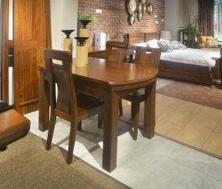 意风家具,餐椅,实木椅