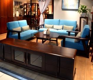 意风家具,沙发,单人沙发