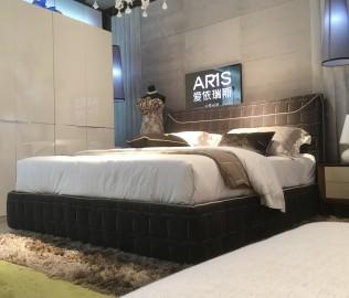 爱依瑞斯,双人床,箱体床
