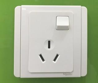 ABB,开关插座,电源插座