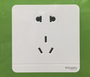 ABB,五孔插座,电源插座