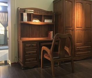 摩纳戈,皮字椅,书房家具