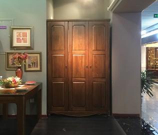 摩纳戈,三门衣柜,卧室家具