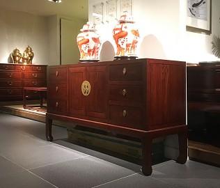 祥华坊,高脚柜,古典家具