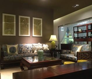 祥华坊,三人沙发,古典家具