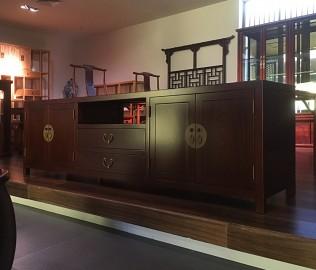 祥华坊,电视柜,古典家具