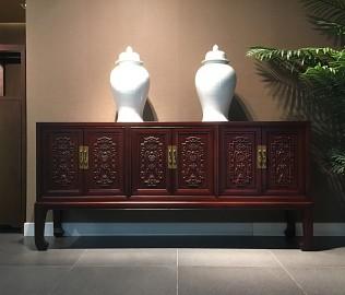 祥华坊,边柜,古典家具