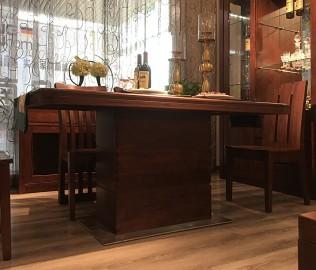 江南宜家,餐桌,实木家具