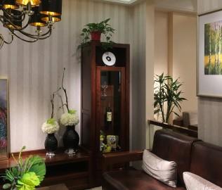 江南宜家,高组柜,客厅家具