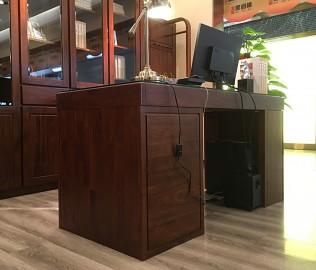 江南宜家,电脑台,实木家具