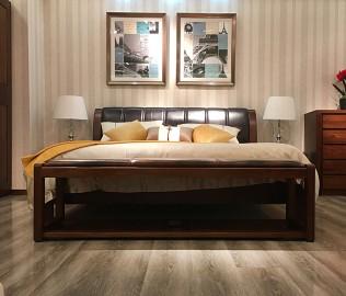 江南宜家,床尾凳,卧室家具