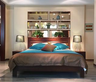 江南宜家,双人床,卧室家具