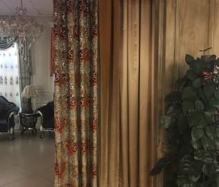 奥意德,窗帘,布艺