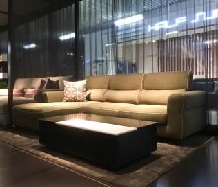 非同家具,拐角沙发,布艺沙发