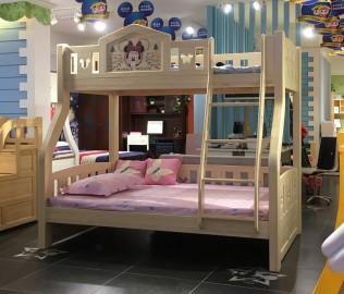 酷漫居,高低床,儿童床