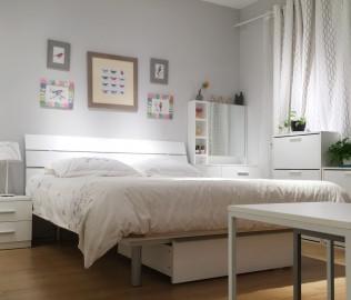 斯普丽,双人床,卧室家具