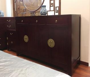瀚明轩,床边柜,卧室家具