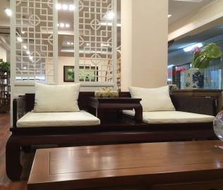 瀚明轩,罗汉床,古典家具